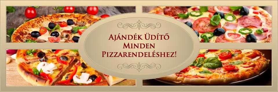 Pizzarendelés Dunaújvárosban