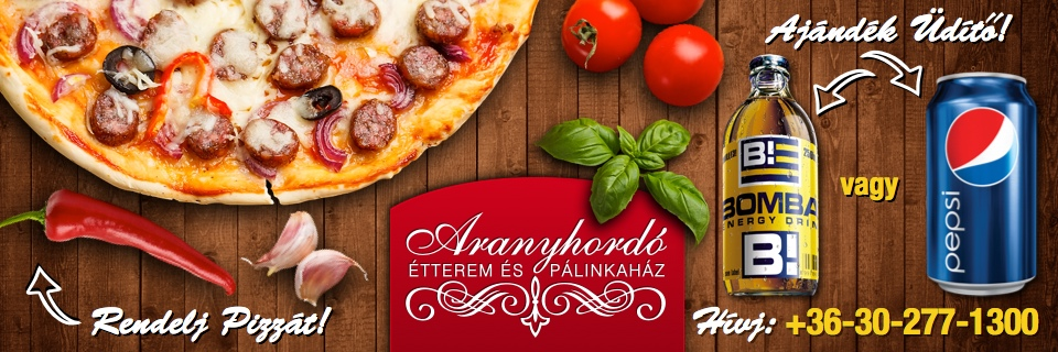Pizza Akció Dunaújvárosban!